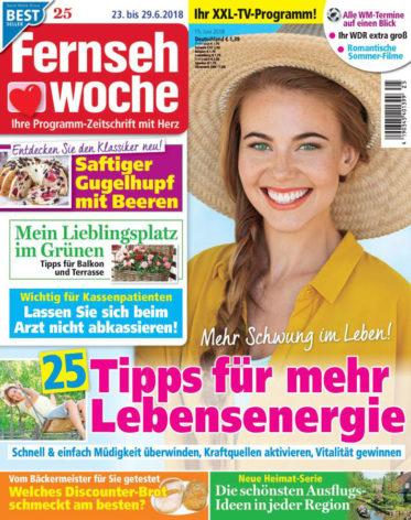 Zeitschrift Fernsehwoche