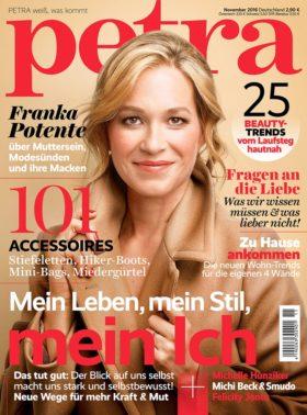 Zeitschrift Petra