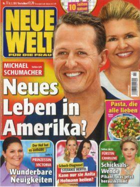 Zeitschrift Neue Welt