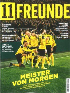 Zeitschrift 11-freunde