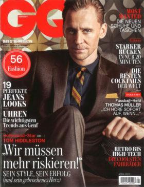 GQ Zeitschrift