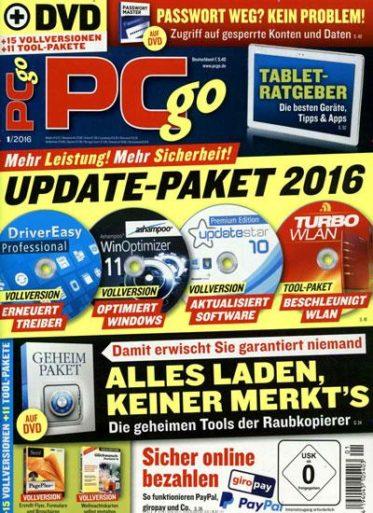 PC go DVD