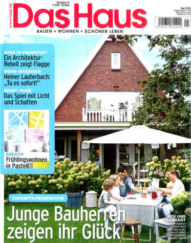 Zeitschrift Das Haus