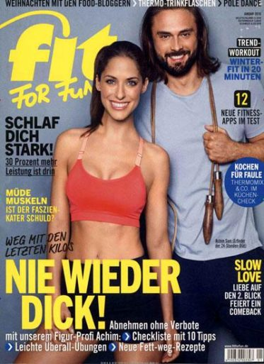 Zeitschrift Fit for Fun