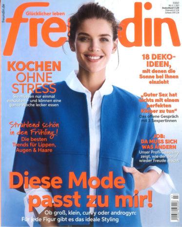 Zeitschrift Freundin