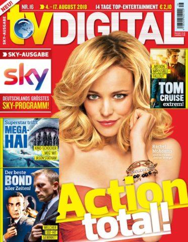 TV Digital Zeitschrift