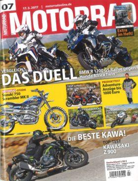 Motorrad Zeitschrift