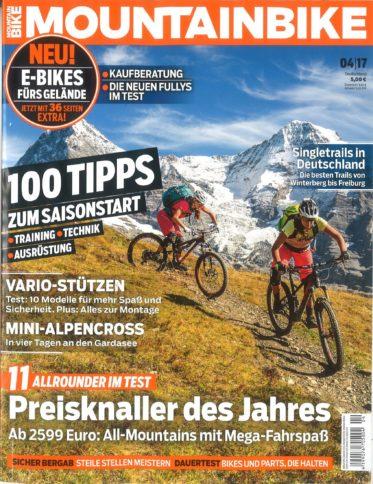Mountainbike Zeitschrift
