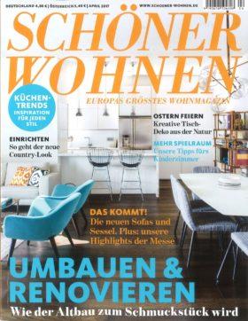 Schöner Wohnen Zeitschrift
