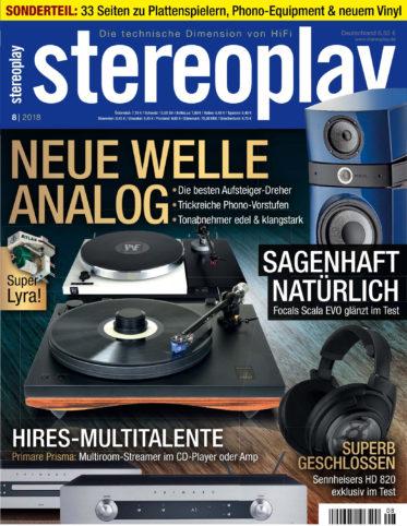 Zeitschrift stereoplay