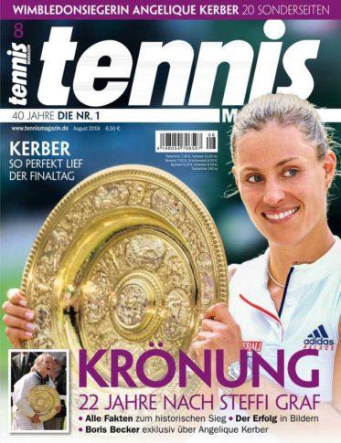 Zeitschrift Tennis Magazin
